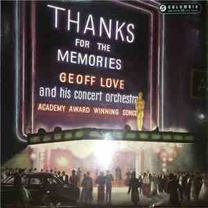Geoff Love & His Orchestra - Thanks For The Memories download