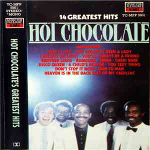Hot Chocolate - 14 Greatest Hits download