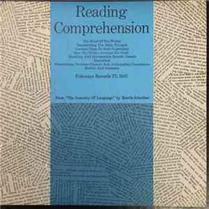 Morris Schreiber - Reading Comprehension download